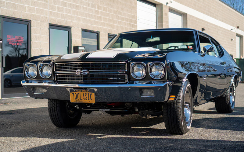 1970 Chevelle Classic Fully Restored
